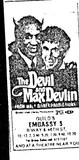 """The Devil & Max Devlin"""