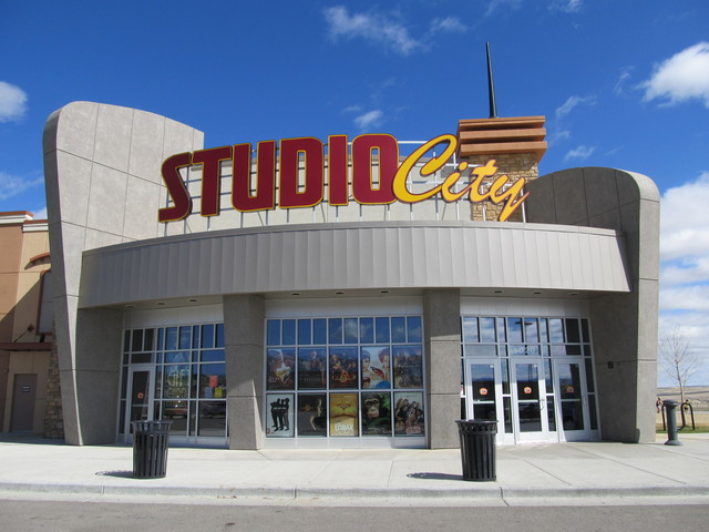 Studio City 10  Casper Wyoming  4-21-2012