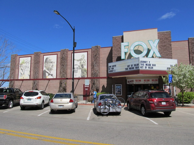 Fox Theater  Casper, WY  4-21-2012
