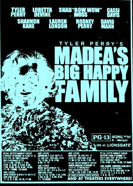 """Tyler Perry's Madea's Big Happy Family"""