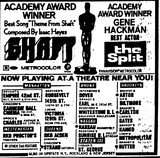 """Shaft""/""The Split"""