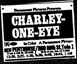 """Charley-One-Eye"""