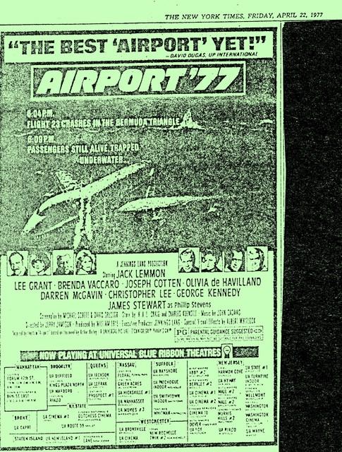 """Airport '77"""