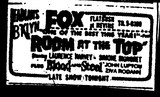"""""""Room at the Top""""/""""Blood and Steel"""""""
