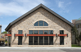 Batavia Theater, Batavia, IL - with new facade