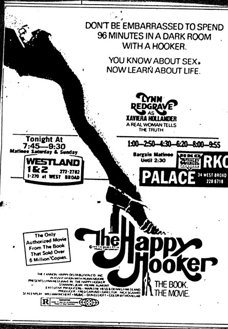 """The Happy Hooker"""