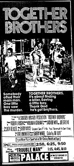 """Together Brothers""/""Trouble Man"""