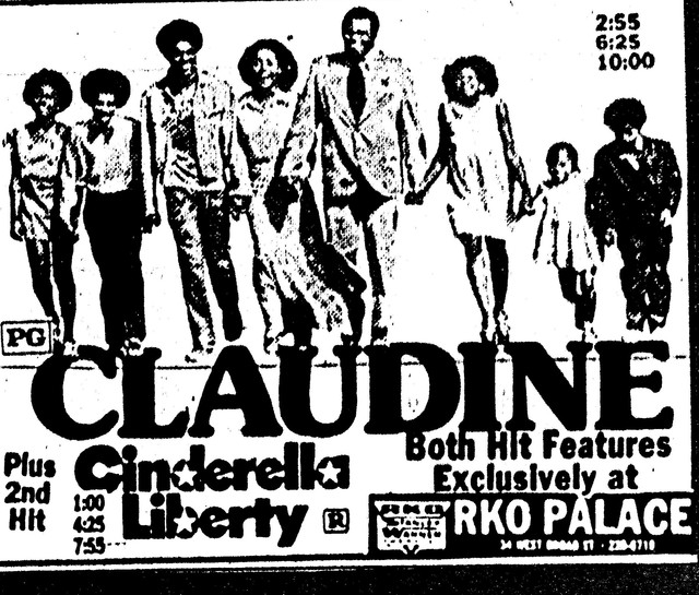"""Claudine""/""Cinderella Liberty"""