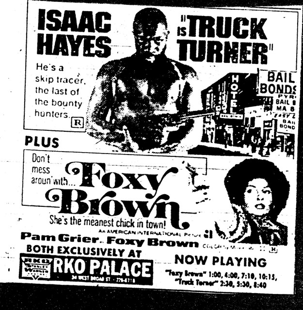 """Truck Turner""/""Foxy Brown"""