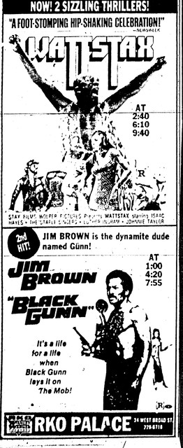 """Wattstax""/""Black Gunn"""