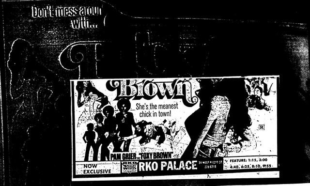 """Foxy Brown"""