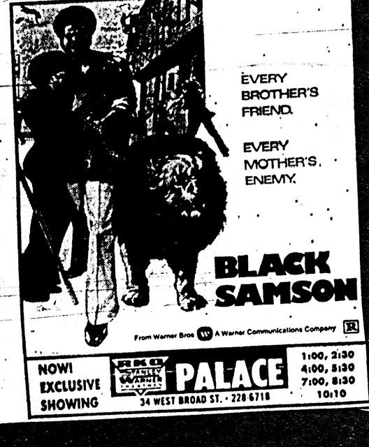 """""""Black Samson"""""""