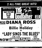"""The Godfather""/""Lady Sings the Blues"""