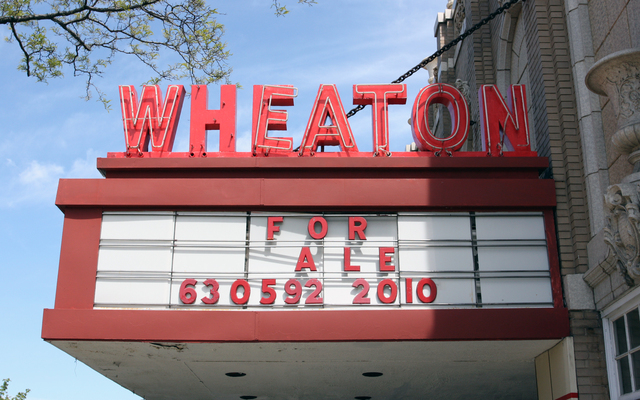 Wheaton Grand Theater, Wheaton, IL