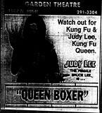 """""""Queen Boxer"""""""