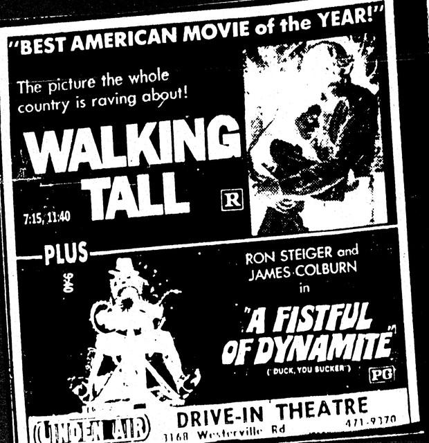 """""""Walking Tall""""/""""A Fistful of Dynamite"""""""