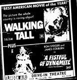 """Walking Tall""/""A Fistful of Dynamite"""