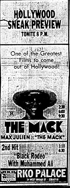 """The Mack""/""Black Rodeo"""