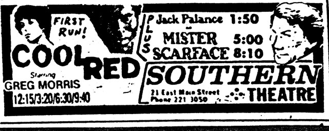 """Cool Red""/""Mister Scarface"""