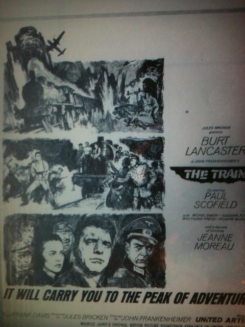 """""""The Train"""""""