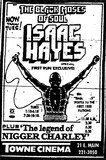 """The Black Moses of Soul: Isaac Hayes""/""The Legend of Nigger Charley"""
