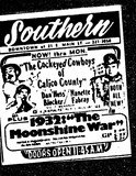 """The Cockeyed Cowboys of Calico County""/""The Moonshine War"""