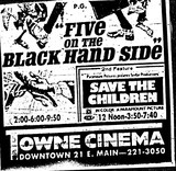 """Five on the Black Hand Side""/""Save the Children"""