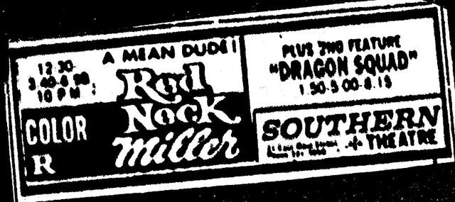 """""""Redneck Miller""""/""""Dragon Squad"""""""
