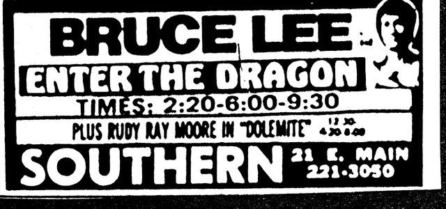 """Enter the Dragon""/""Dolemite"""