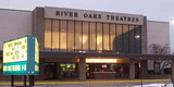 <p>River Oaks 1-4 was just one screen. they added on another screen, But not before opening 2-3 across the street. Making this theatre screen 1 and screen 4.</p>