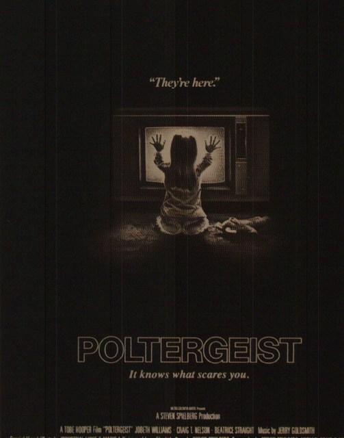 """""""Poltergeist"""""""