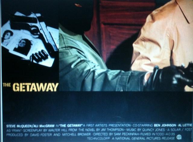 """""""The Getaway"""""""