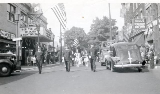 Rockland Theatre '49