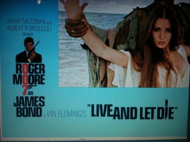"""Live and Let Die"""