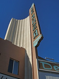 De Anza Theater - by Gregory Dyer