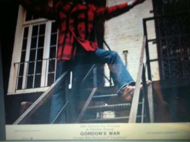 """Gordon's War"""
