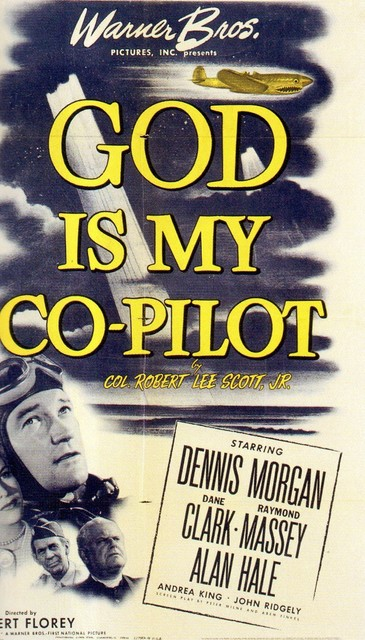 """God is My Co-Pilot"""