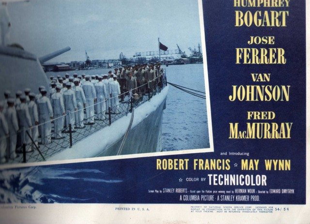 """The Caine Mutiny"""