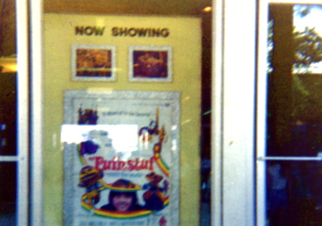 BRIARCLIFF VILLAGE THEATRE showing of PUFNSTUF