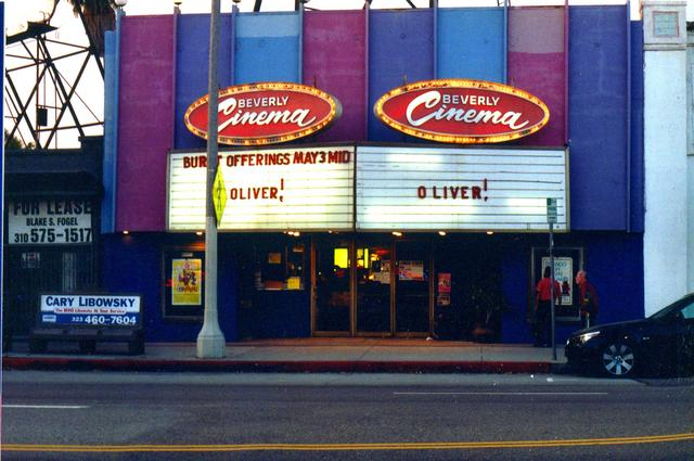 OLIVER! at the New Beverly Theatre