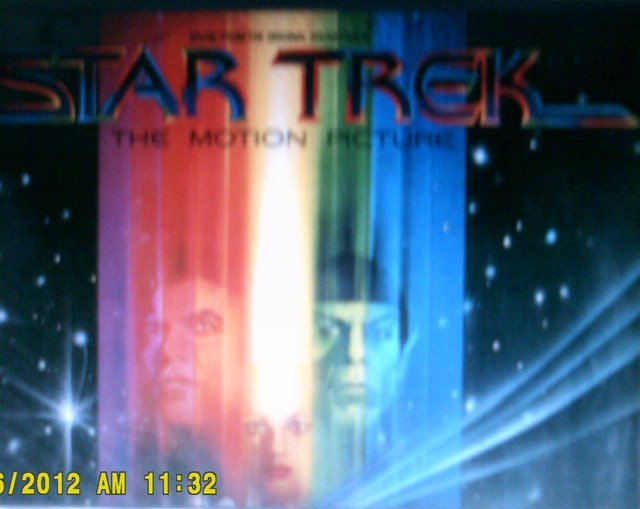 """Star Trek - The Motion Picture"""