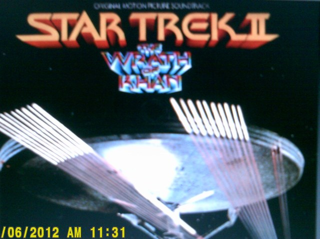 """Star Trek II: The Wrath of Khan"""