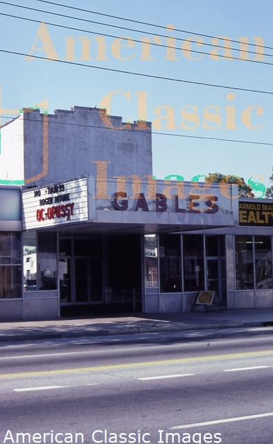Gables Theatre