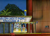 STUDIO DRIVE IN THEATRE in Culver City box office entrance