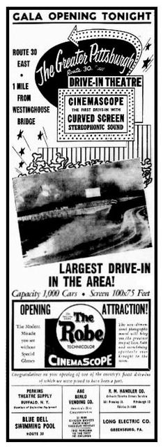 Greater Pittsburgh Drive-In