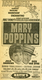 MARY POPPINS at KEITH'S theatre downtown