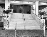 The Grand Marble Staircase.