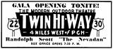 Twin Hi-Ways Drive-In