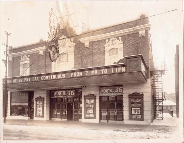 The Iris theatrer