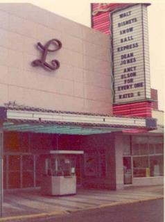 Lamar Theater in Jackson MS